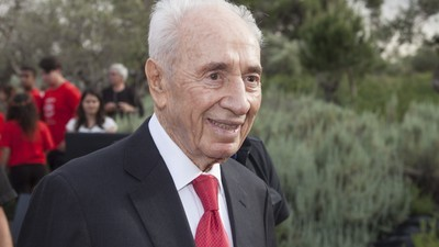 World Leaders React to Death of Israeli Founding Father Shimon Peres