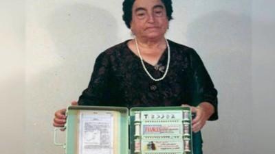 La española que inventó el libro electrónico en los años 40