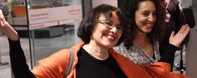 Professor Jailed in Iran for 'Dabbling in Feminism' Returns Home