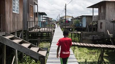 Dans le Choco, on redoute la fin du conflit avec les FARC