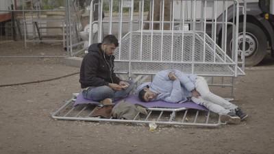 Dans l'enfer des hébergements pour réfugiés