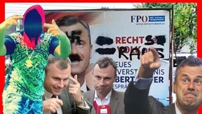 Die FPÖ soll sich wegen des Anti-Hofer-Raps bitte nicht anscheißen