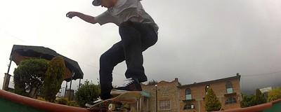 Ανακαλύψαμε τα Καλύτερα Σημεία για Skate στο Μεξικό