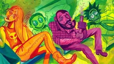 Liebe und Drogen: Was Cannabis mit unserer Beziehung macht
