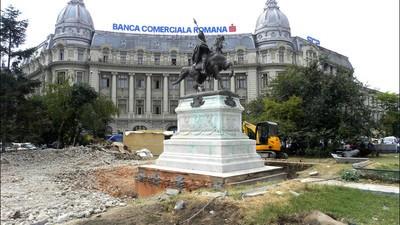 Locuri publice din București, întreținute din banii tăi, de care nu poți să te bucuri