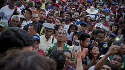 As pessoas da maior ocupação urbana da América Latina podem ficar sem casa
