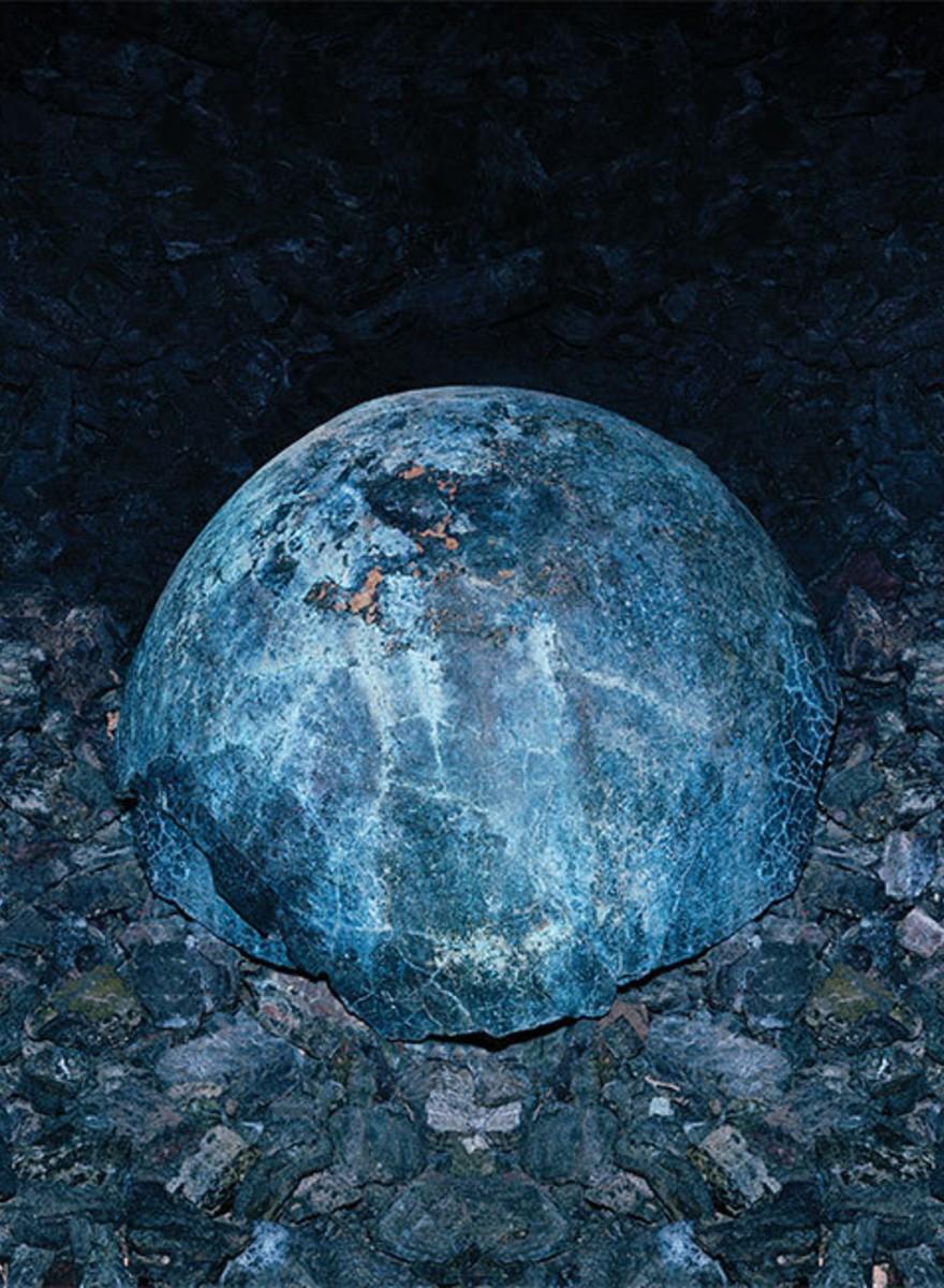 Fotos von den übernatürlichen Elementen unserer Welt