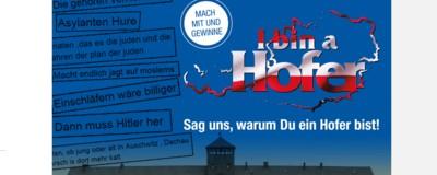 Diese Seite sammelt die schlimmsten Aussagen von Hofer-Wählern