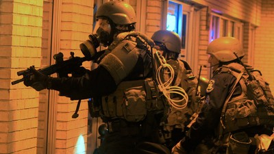 This Documentary Shows How Terrifying the Cops' Military-Grade Weapons Are
