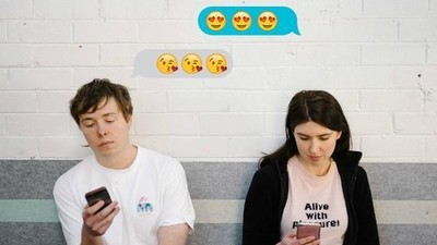 Un nuevo estudio demuestra que Tinder no ha acabado con el romance