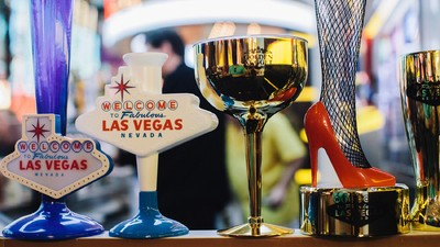 An Ode to the Outrageous World of Las Vegas Drinking Vessels