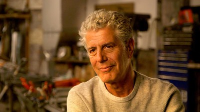Anthony Bourdain Doesn't Care About Your Artisanal Charcuterie