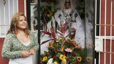 De opkomst van Santa Muerte en duiveluitdrijving in Mexico