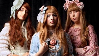 Dentro del mágico mundo de las lolitas