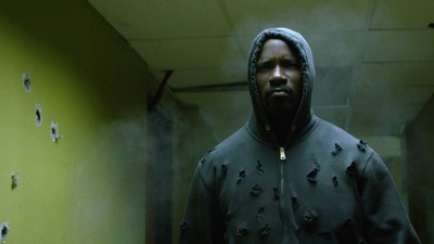 'Luke Cage' Is the 'Hip-Hop Comic-Book Show' You've Been Waiting For