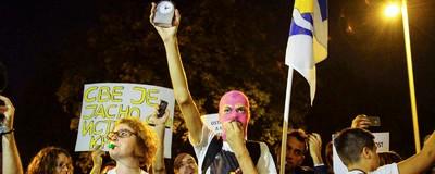 Naši gradovi, naša država: fotografije sa protesta buđenja Srbije