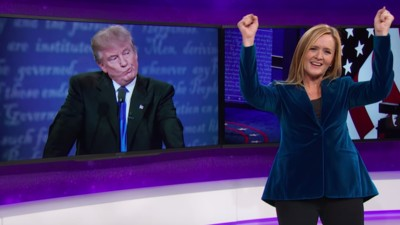 Samantha Bee Doesn't Think the Election Is Funny Anymore