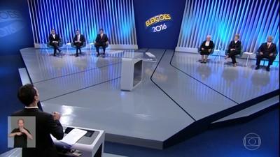 O que aprendemos com o último debate do primeiro turno das eleições em SP