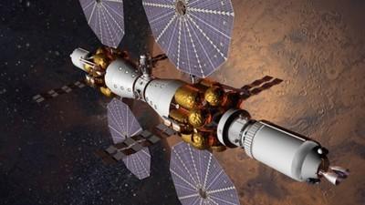 Er bestaat al een veel realistischere Marsmissie dan die van SpaceX