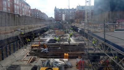 3F: Den italienske mafia sælger narko via københavnske metrobyggepladser