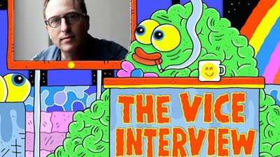 The VICE Interview: Jon Ronson