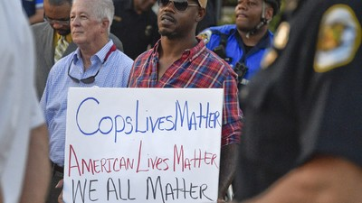What We Know About the Alleged Hate Crime Against a Pro-Cop Teen