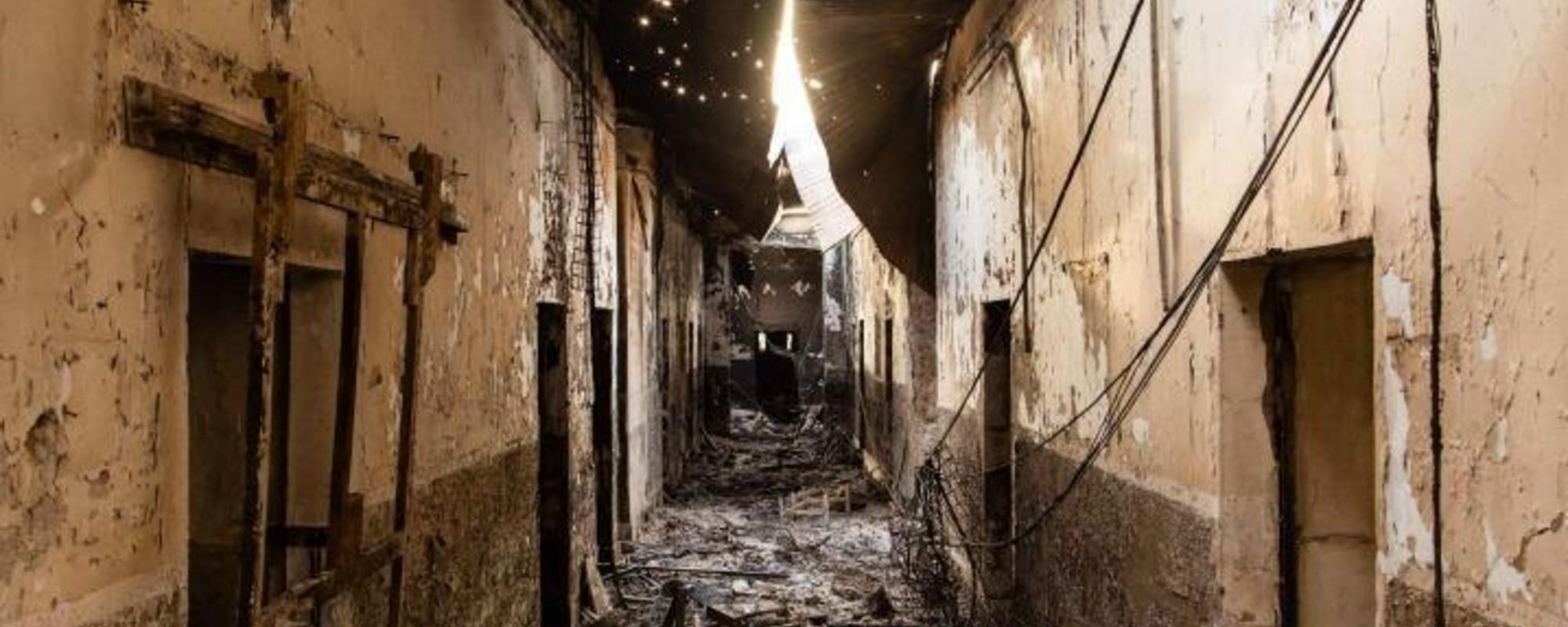 Un año después, el ataque al hospital de Kunduz sigue impune