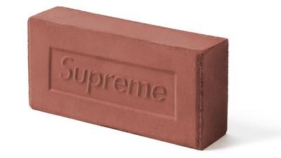 ¿Cuánto vale construir una casa hecha con ladrillos de Supreme?
