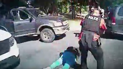 Charlotte Police Release Body Camera Footage of Keith Lamont Scott's Death