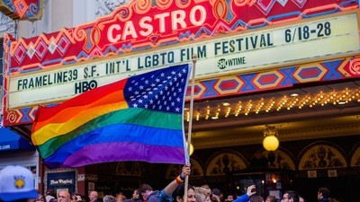 How a 100-Year-Old Movie House Became the Gayest Theater in America