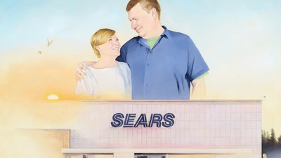 This Artist Travels the Country Painting Pictures of Sears Stores