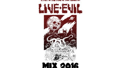 A Fist in the Face of God Presents... Live Evil 2016