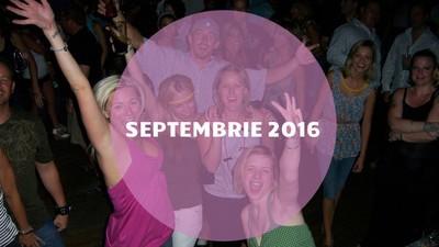 Cea mai bună muzică românească din septembrie 2016