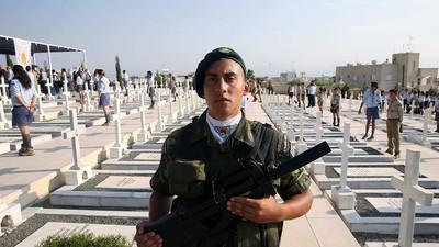 Chipre también dijo 'no' a terminar la guerra y lleva 12 años esperando paz