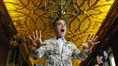 Is Robbie Williams the UK's Most Embarrassing Export?