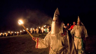 Someone Has Started a KKK Recruitment Drive in BC