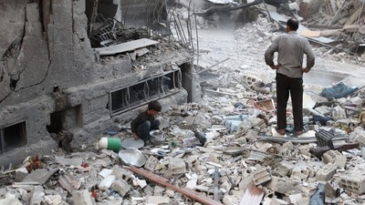 The World Waits for Obama to Take Action in Syria—but It May Be Too Late