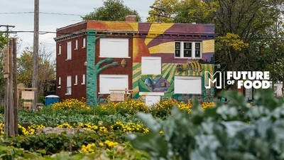 Turning Derelict Buildings into an Urban Farm in Detroit