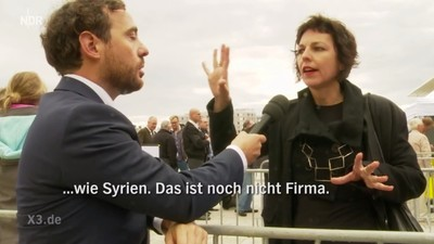 Endlich der Videobeweis!!! Wie die Juden und Sigmar Gabriel an Flüchtlingen verdienen