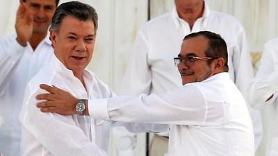 Colombia's President Wins Nobel Prize Despite Failed Peace Deal