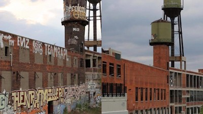 The Cleanup of Detroit Has Erased Graffiti History