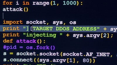 Eine riesige Botnet-Schlacht bedroht das Internet