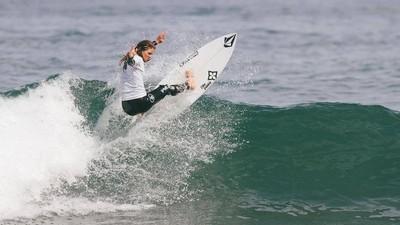 Leticia Canales y el valor de triunfar en el surf sin vender tu cuerpo