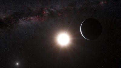 Our Closest Earthlike Planet Appears to Be Covered in Water