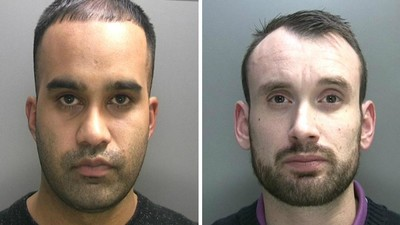 Two Dealers Are in Prison After One of Them Hid Heroin in His Pants
