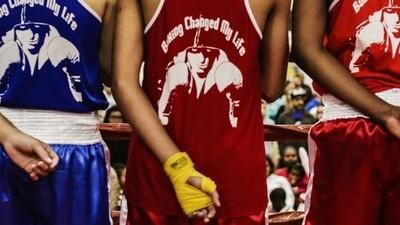 Quando boxe e rap se encontram no ringue