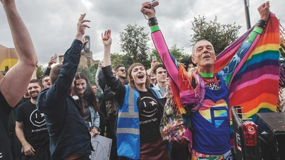 We Watched People Protest Against the Death of London's Nightlife (Again)