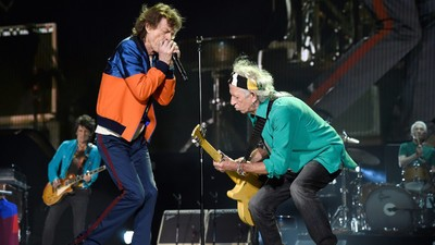 At Desert Trip, The Rolling Stones Continue to Cheat Death