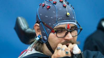 Faszierende Fotos von der ersten Cyborg-Olympiade der Welt