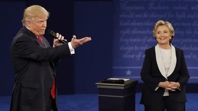 Descodificamos el segundo debate presidencial entre Trump y Clinton